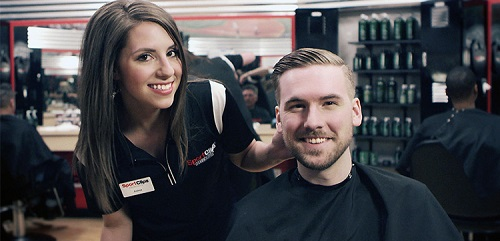 Sport Clips Haircuts of Ann Arbor – Pittsfield Place ​ stylist hair cut